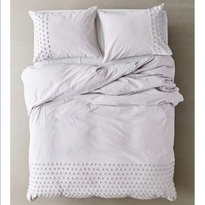 Urban Outfitters Tufted Duvet Cover Full/Queen